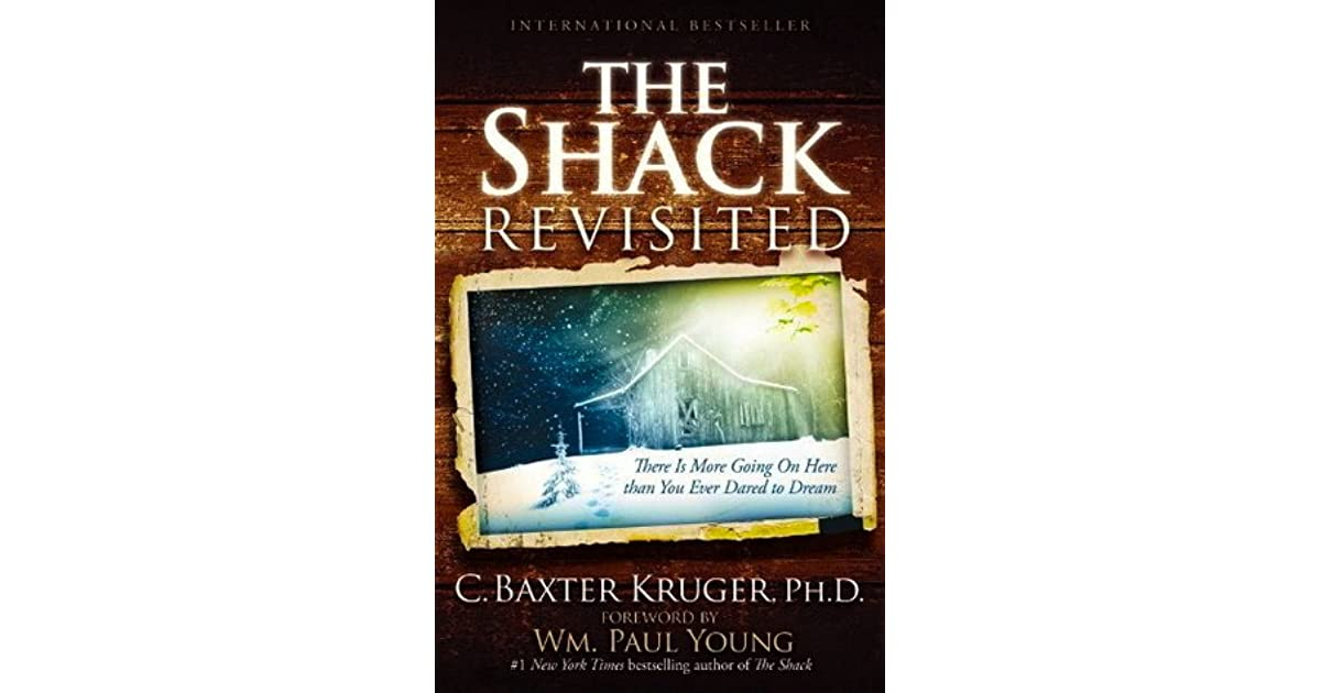the shack a discussion of symbolism Each person of the trinity becomes a character in the shack the father is papa, a deliberately peculiar name for an african american woman jesus.