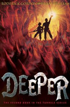 Deeper by Roderick Gordon