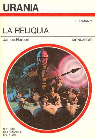 La reliquia by James Herbert