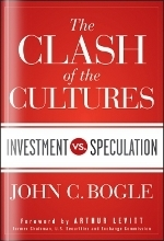 The Clash of the Cultures-Investment vs