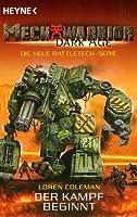Der Kampf beginnt (MechWarrior: Dark Age, #2)