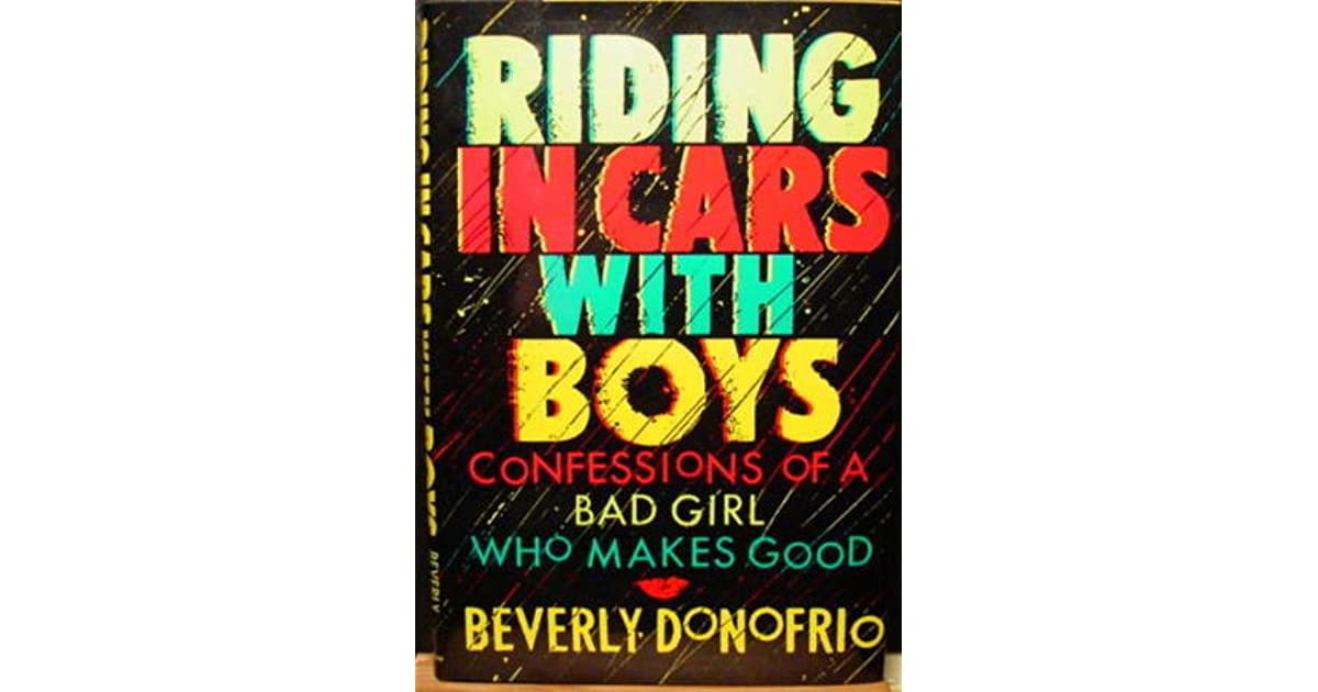 riding in cars with boys book pdf