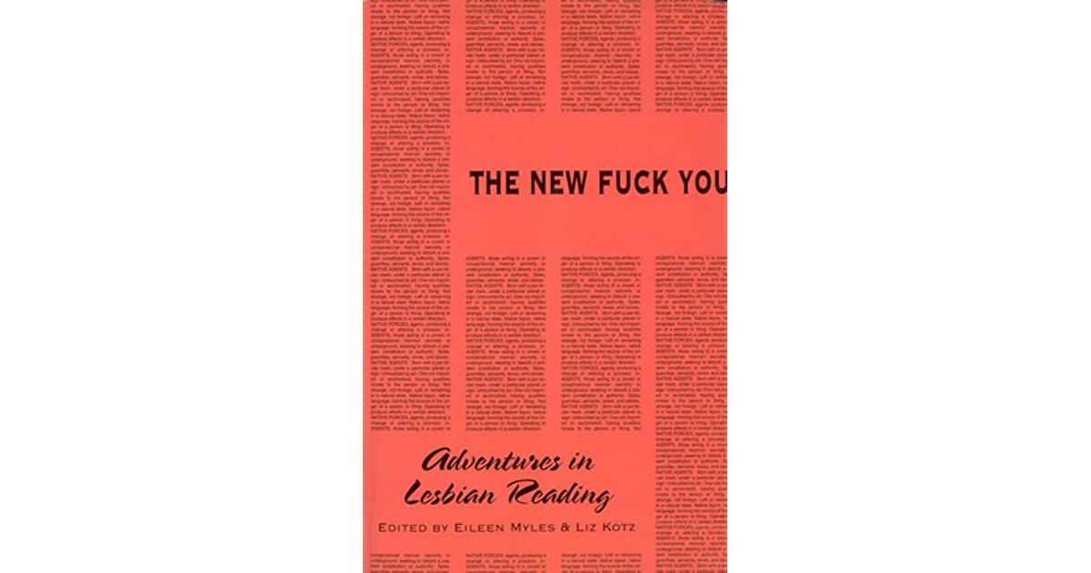 Fuck you a magazine of the arts