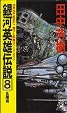 銀河英雄伝説 8 乱離篇 [Ginga eiyū densetsu 8] (Legend of the Galactic Heroes, #8)