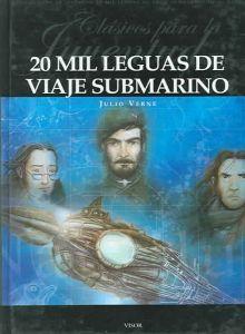 20 mil leguas de viaje submarino by Jules Verne