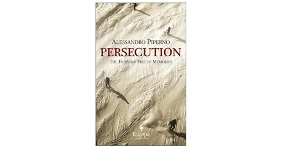480b58809954b Persecution by Alessandro Piperno