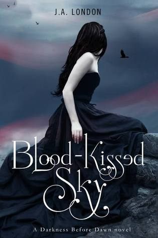 Blood-Kissed Sky (Darkness Before Dawn Trilogy, #2)