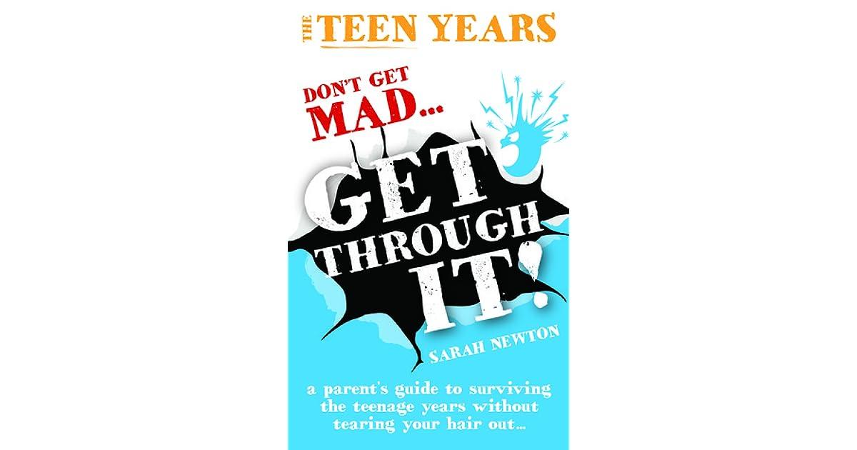 Teenage årene - Dont Get Mad - Få gennemgående En Forældre-9528
