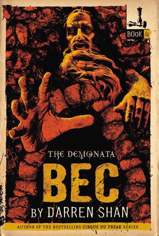 Bec (The Demonata, #4)