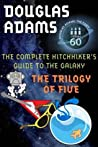 Book cover for The Complete Hitchhiker's Guide to the Galaxy: The Trilogy of Five (Hitchhiker's Guide, #1-5)