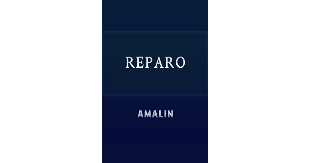 Reparo by Amalin