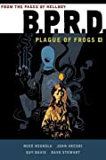 B.P.R.D.: Plague of Frogs 4