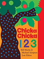 Chicka Chicka 1, 2, 3: Lap Edition