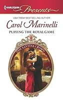 Playing the Royal Game (The Santina Crown #8)