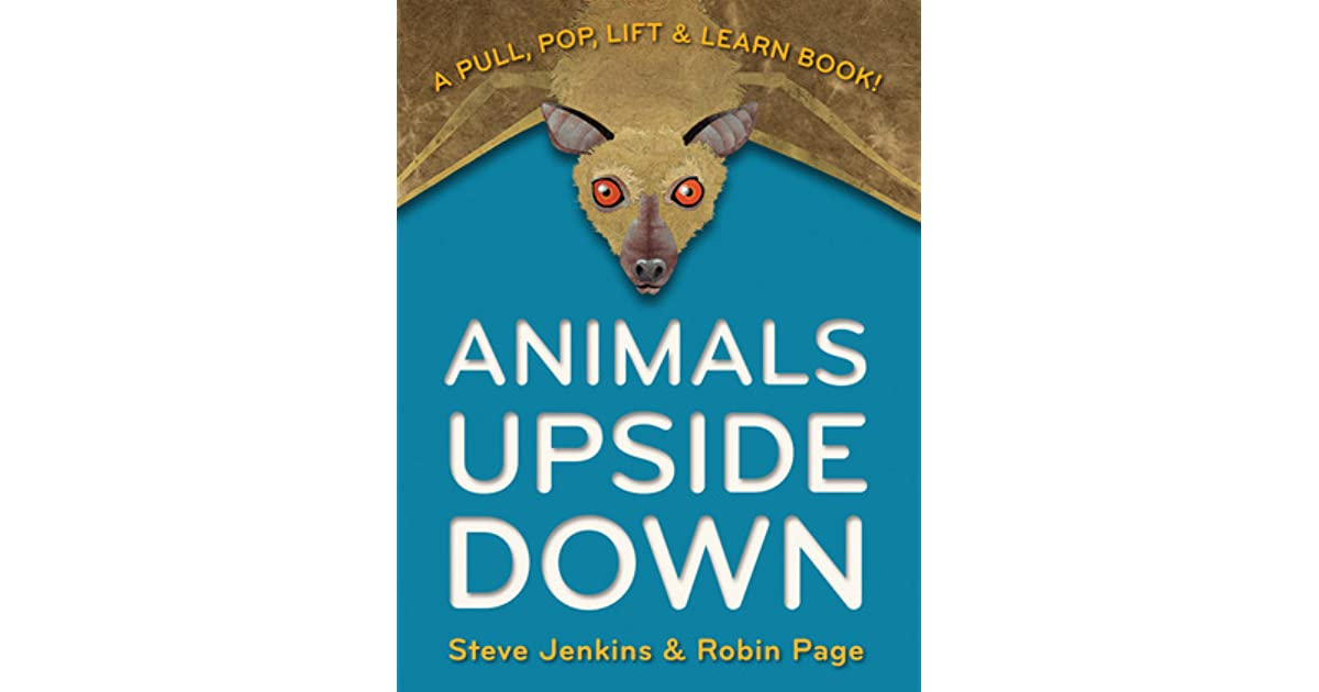 Animals Upside Down: A Pull, Pop, Lift Learn Book! by Steve
