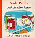 Andy Pandy and the white kitten