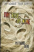 The Rise of Nine (Lorien Legacies, #3)