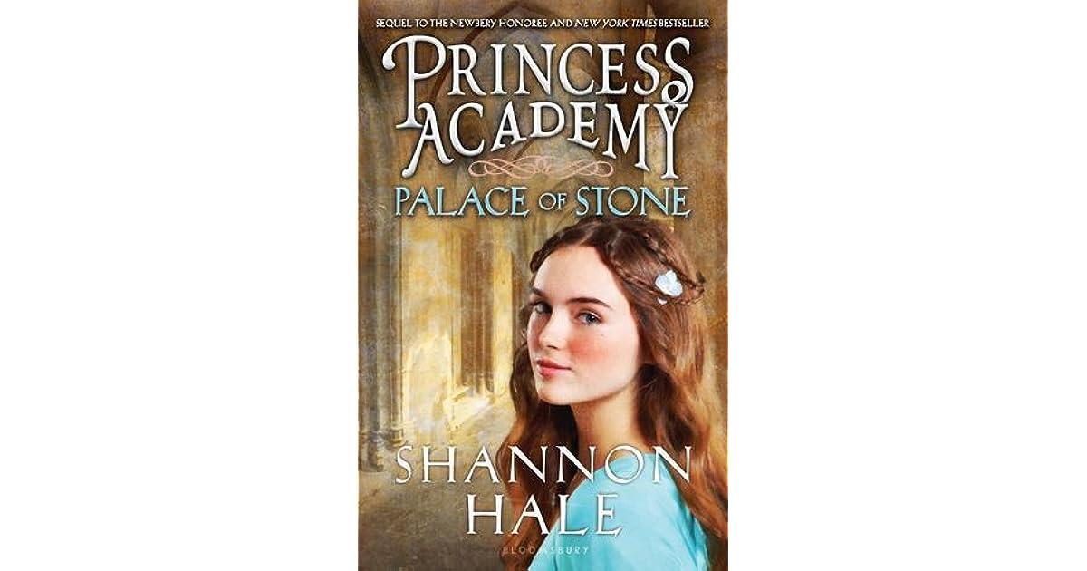 princess academy series book 3