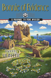 Bonnie of Evidence (Passport to Peril, #8)