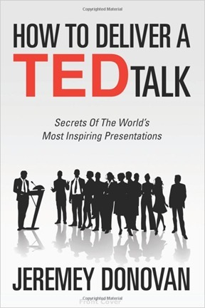 How to Deliver a Ted Talk  Secret