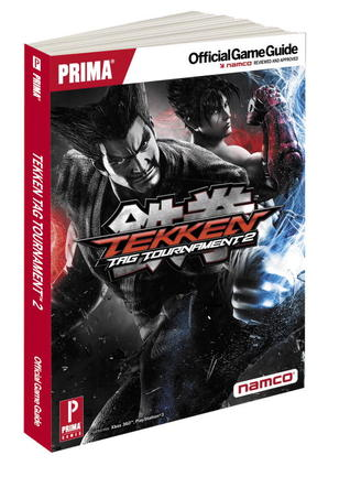 tekken tag tournament 2 prima official game guide pdf