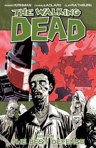 The Walking Dead, Vol. 5 by Robert Kirkman