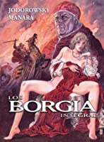 Los Borgia: integral (Borgia, #1-4)