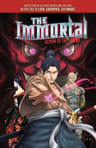 The Immortal: Demon In The Blood