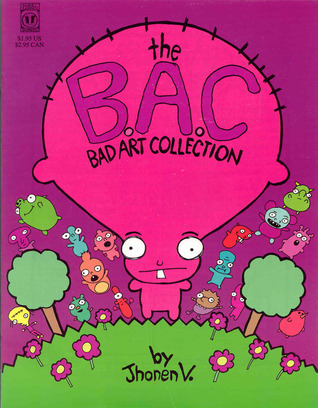 The Bad Art Collection by Jhonen Vásquez