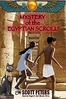 Mystery Of The Egyptian Scroll (Secret Agent Zet, #1)