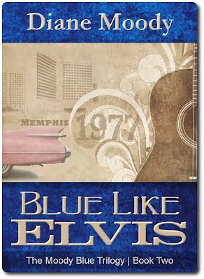 Blue Like Elvis (Moody Blue, #2)