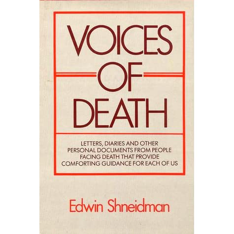 suicidology essays in honor of edwin s. shneidman This book is a representation of the current state of our understanding of suicide and the practice of suicide prevention part i outlines suicidology's history and development.