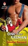 One Fine Fireman (The Bachelor Firemen of San Gabriel, #0.5)