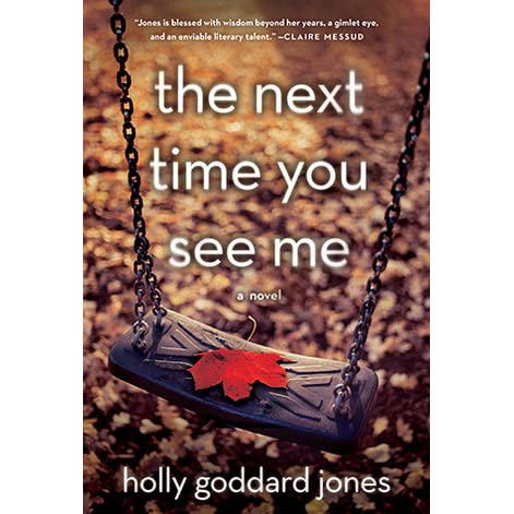 Something is. holly goddard jones girl trouble