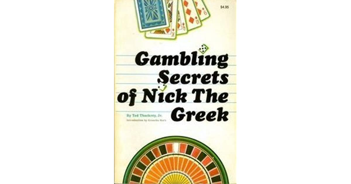 Nick the greek gambling quotes casino yes bonus