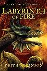 Labyrinth of Fire (Island of Fog, #2)