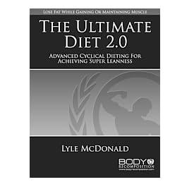 lyle mcdonald end diet