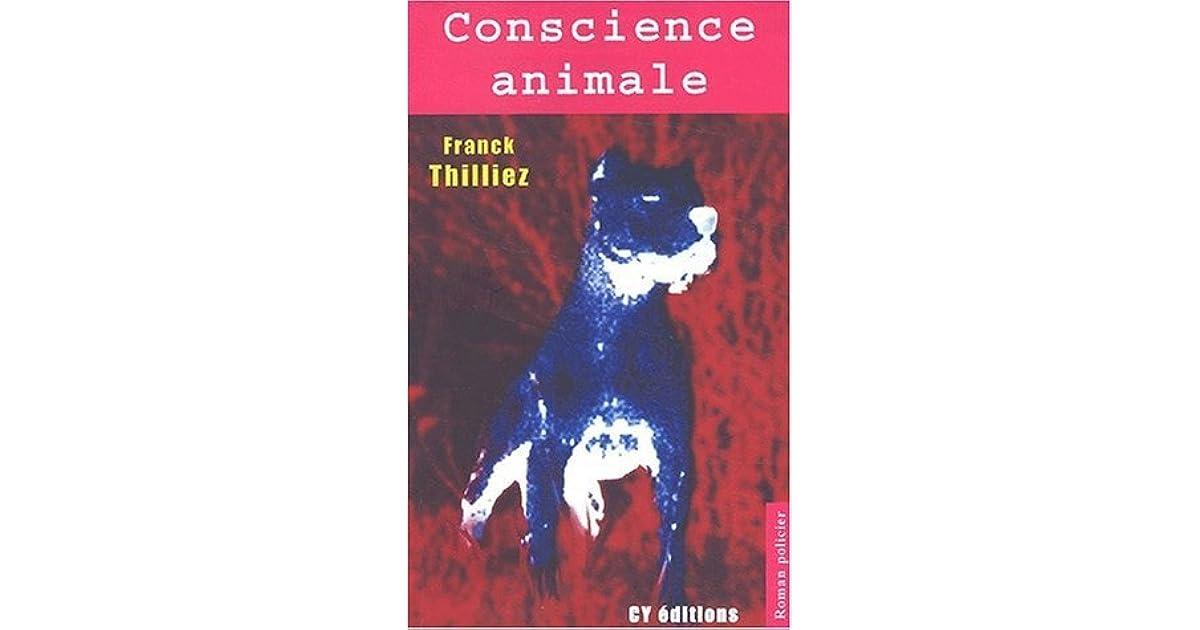 conscience animale franck thilliez