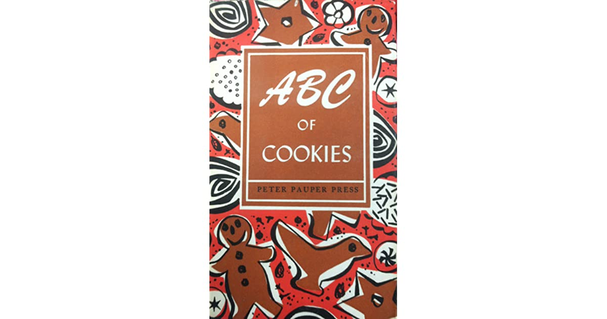 The ABC of Cookies by Peter Pauper Press