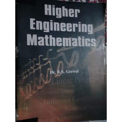 Bs Grewal Higher Engineering Mathematics Ebook Free Download