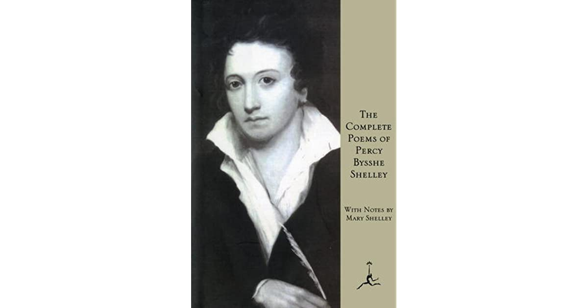 The complete poems by percy bysshe shelley fandeluxe PDF