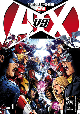 Avengers vs. X-Men Tomo 1