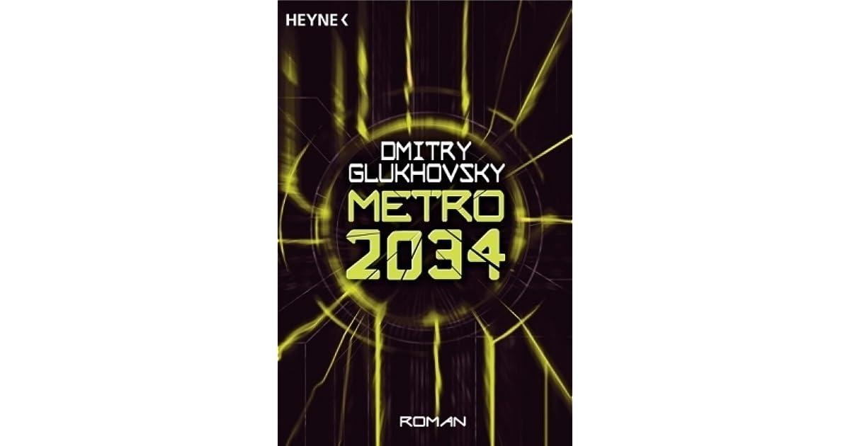 Metro 2034 English Epub