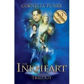 The inkheart trilogy inkheart inkspell inkdeath by cornelia funke fandeluxe Choice Image