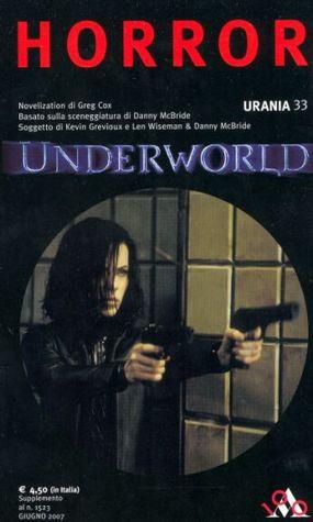 Download Underworld Underworld 1 By Greg Cox
