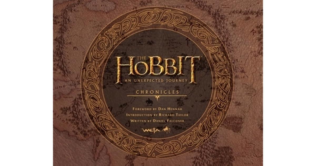 The Hobbit An Unexpected Journey Ebook