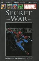 The Ultimate Graphic Novel Collection: Secret War (18)