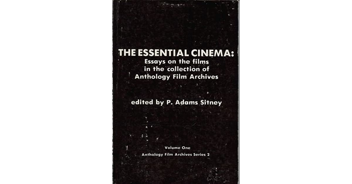Research Proposal Essay Example The Essential Cinema Essays On The Films In The Collection Of Anthology  Film Archives By P Adams Sitney How To Start A Proposal Essay also Essay Proposal Examples The Essential Cinema Essays On The Films In The Collection Of  Essays On Science Fiction