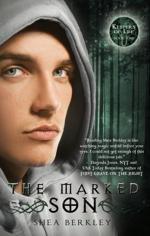 The Marked Son (Keepers of Life #1)
