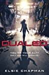 Book cover for Dualed (Dualed, #1)